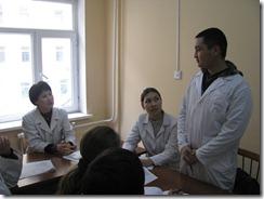 Работа научно-студенческого кружка (Ассистент Камалова Б.Б)