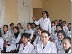 Клинический разбор проводит зав. кафедрой внутренних болезней №2, д.м.н., профессор Айдаргалиева Н.Е