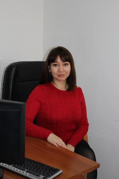 Асема Кулжангулова